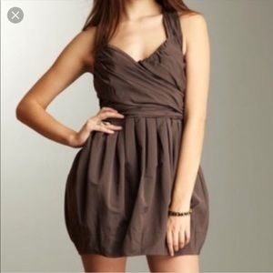 NWT All Saints Elijah Bubble Tulip Dress